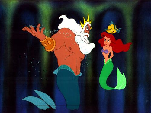 Triton & Ariel