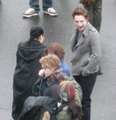 Twilight-On Set - twilight-series photo