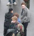 Twilight-On Set - twilight-series photo