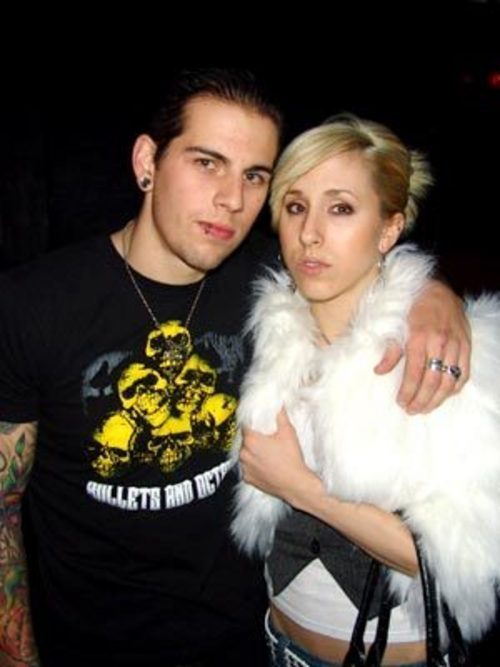 m shadows wife - photo #5