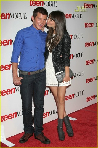 Victoria Justice - Young Hollywood Party Teen Vogue  - victoria-justice Photo