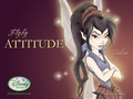 Vidia Wallpaper - disney-fairies wallpaper