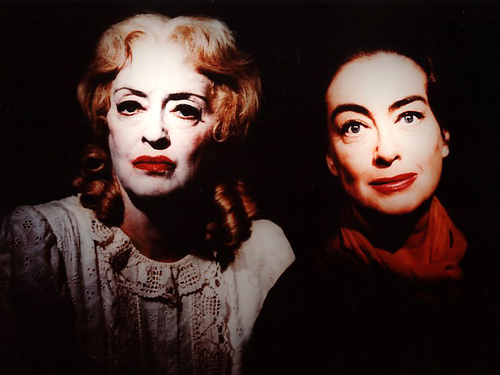 Whatever Happened To Baby Jane w'paper