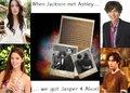 When Jackson met Ashley... - twilight-series photo