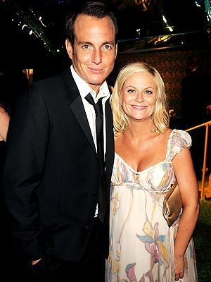 Will & Amy at the Emmys 2008