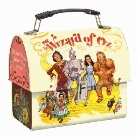 Lunch Boxes karatasi la kupamba ukuta entitled Wizard of Oz Dome Lunch Box