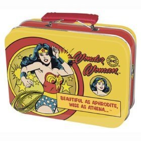 Wonder Woman Mini Lunch Box