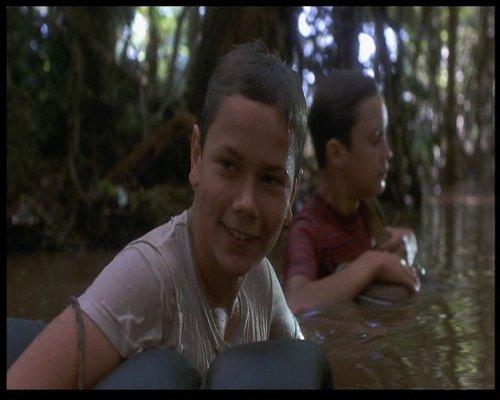 chris (river), gordie (wil) swamp scene