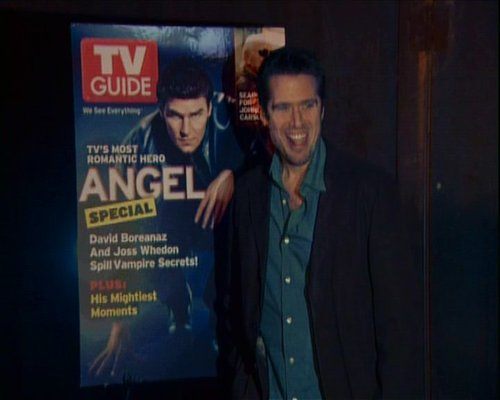 angel 100th dvd special features