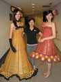 balloon dresses - unbelievable photo