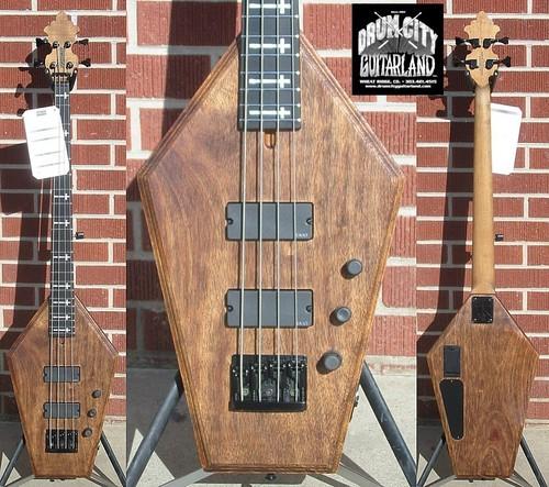 bass guitar's