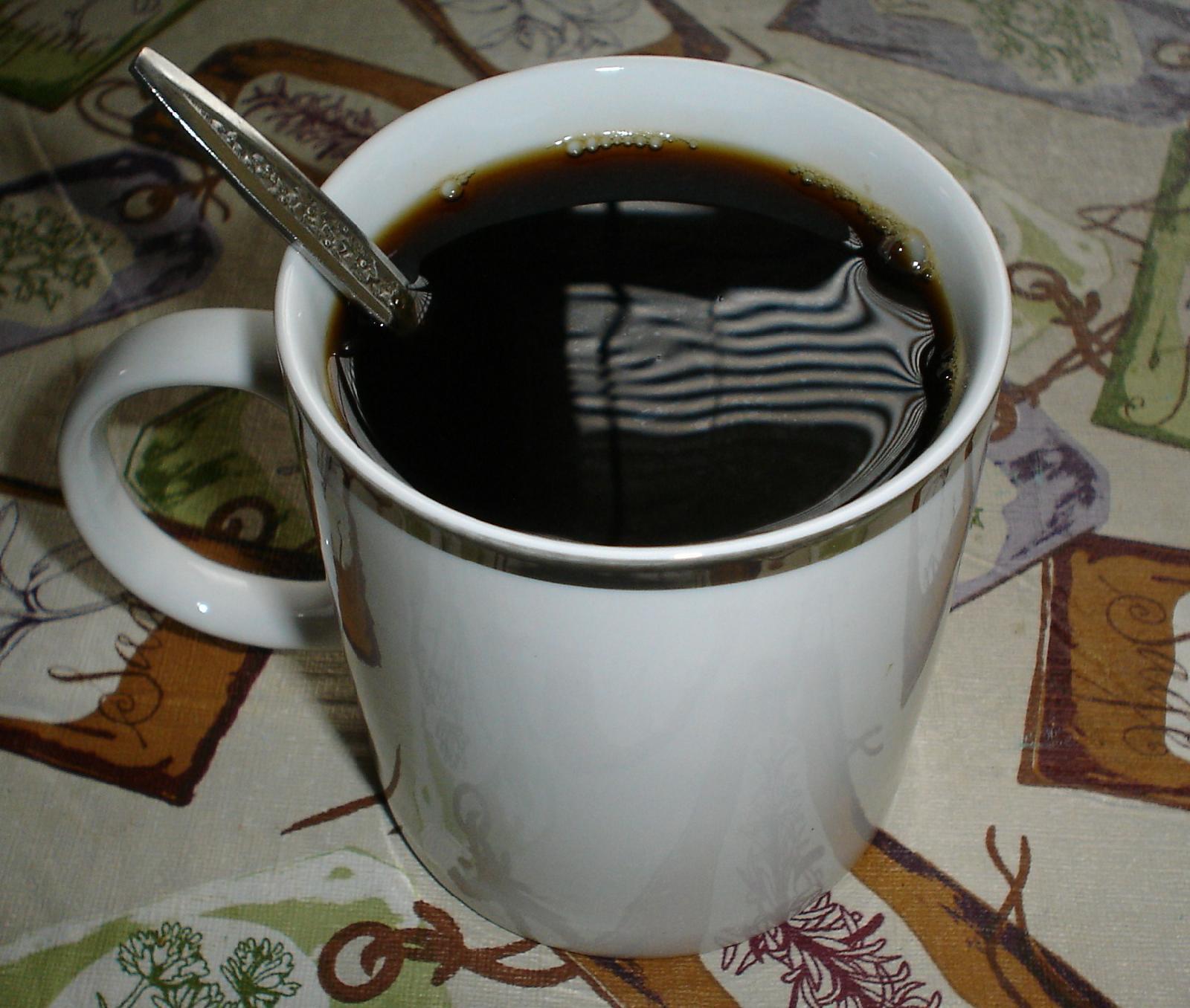 black coffee - Black Photo (2344185) - Fanpop