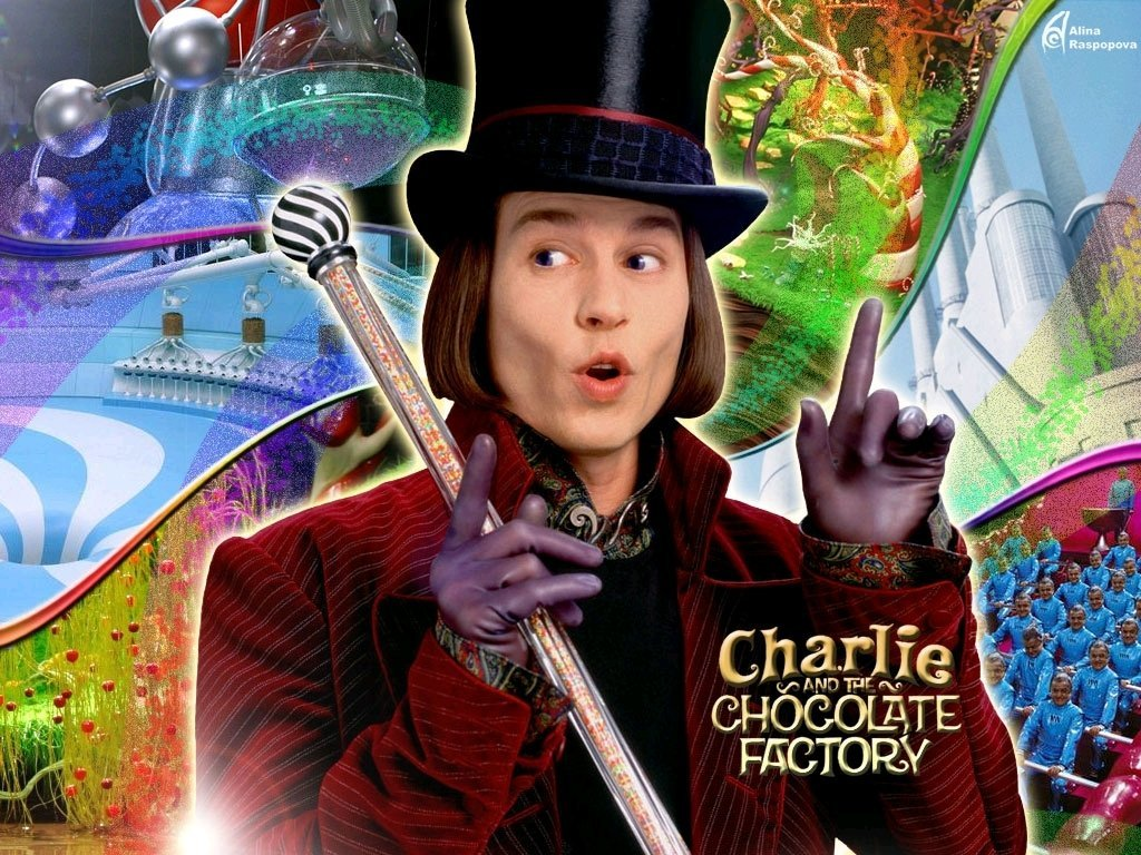 Movies charlie and the chocolate factory