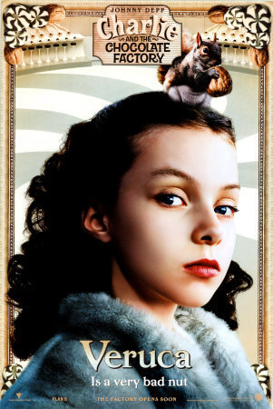 films fond d'écran called charlie and the chocolat factory (new version)