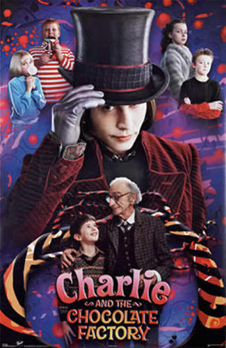 charlie and the chocolate factory (new version)