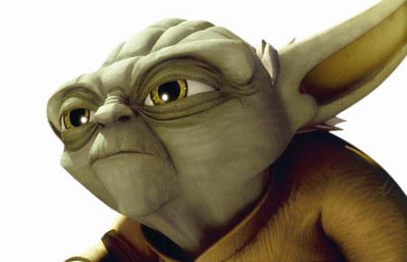 clone wars yoda