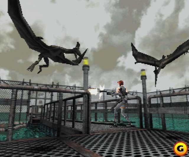 dino crisis 2 - Dino Crisis фото (2328917) - Fanpop