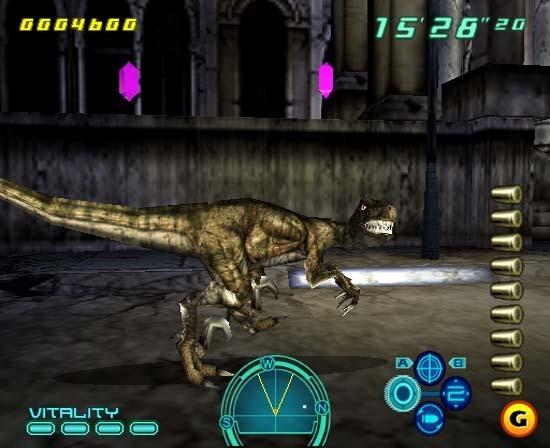 Dino Stalker Dino Crisis