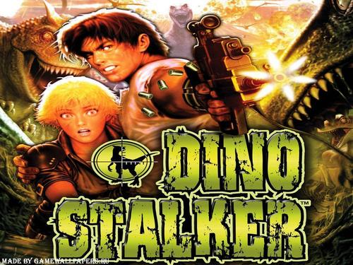 dino stalker fond d'écran