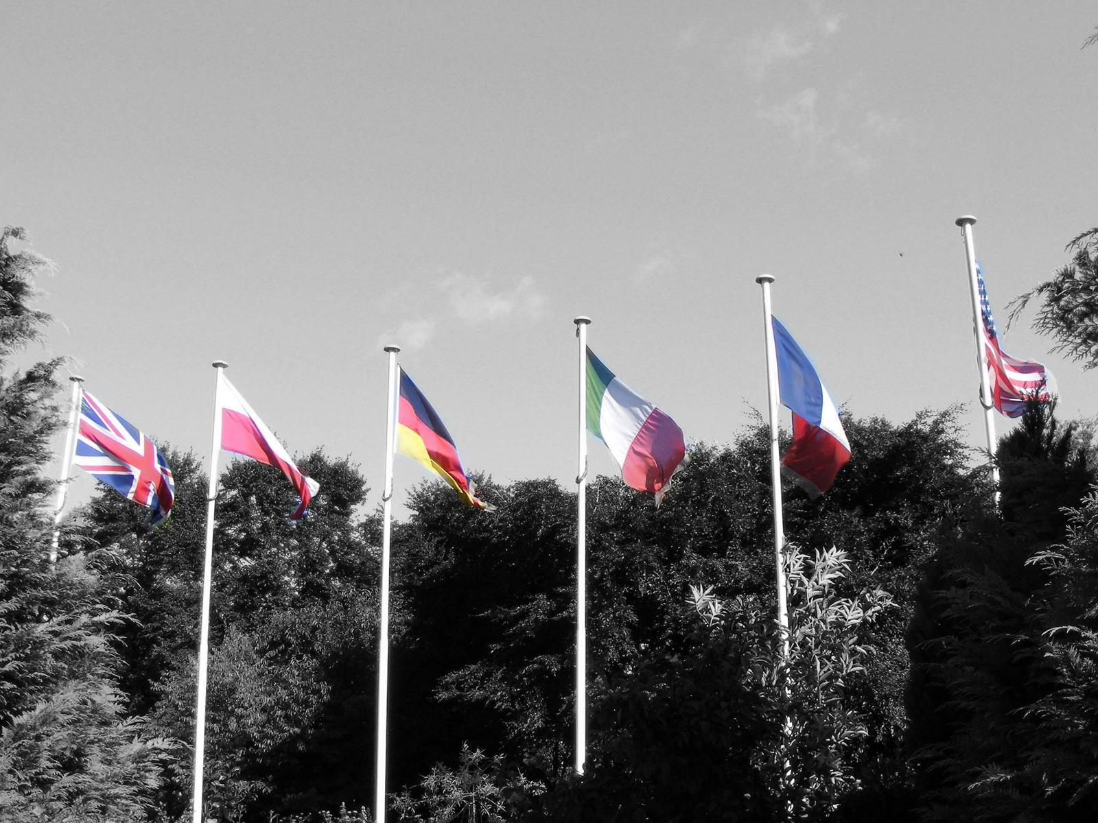 Flags Of The World Photography Wallpaper 2373292 Fanpop