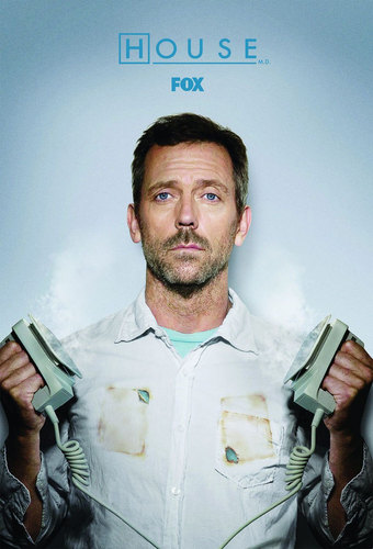Dr. Gregory House wallpaper with a rifleman, a green beret, and fatigues called house