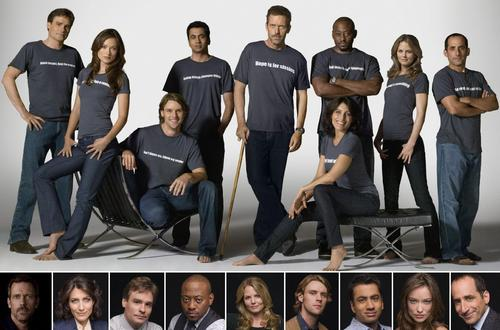 House M.D. wallpaper probably with a business suit called house season 5 promo