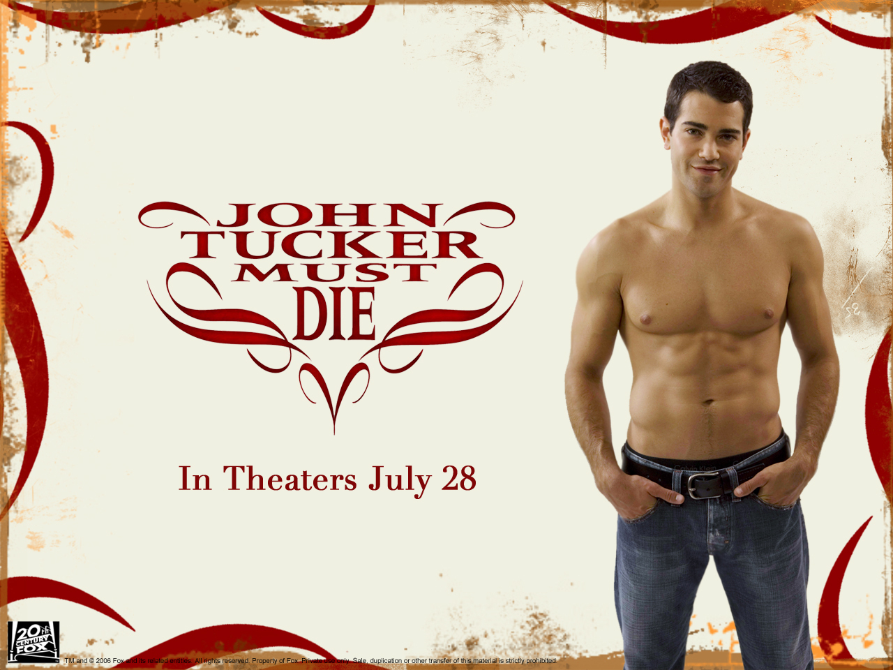 john tucker must die The dvd release of john tucker must die (which has both the theatrical release and a microscopically different extended cut) has a bunch of useless extras, including two meager deleted scenes, a music video from a band you'll never hear from again, the usual lovefest from the cast (i loved working with so-and-so), a bit of ego-stroking.