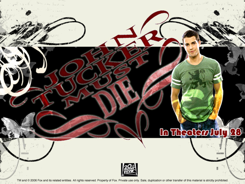 filmes wallpaper containing a sign called john tucker must die