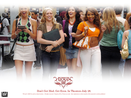 Movies wallpaper containing long trousers titled john tucker must die