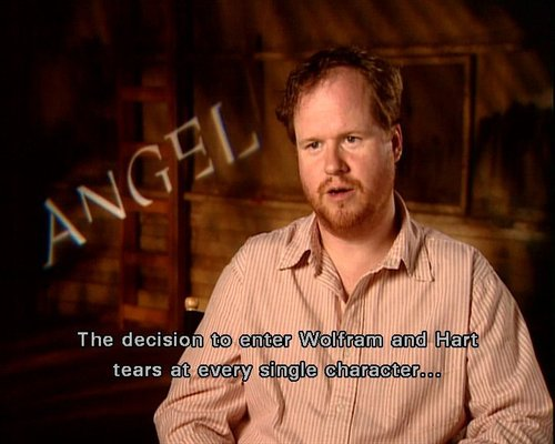 joss on the ángel dvd extras