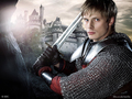Arthur - merlin-on-bbc wallpaper
