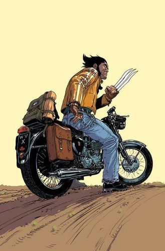 motorcycle Logan