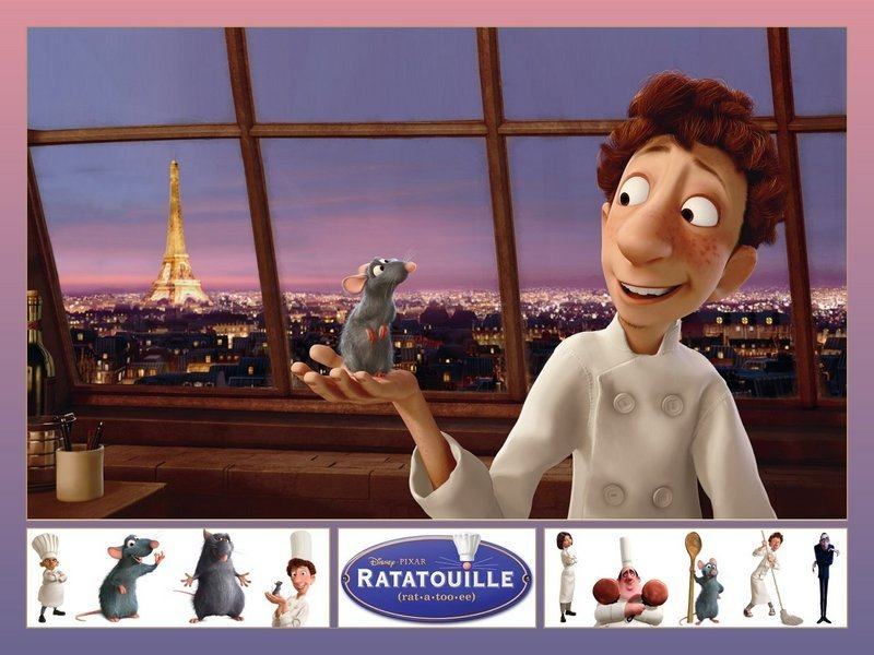 ratatouille - Movies Wallpaper (2345958) - Fanpop