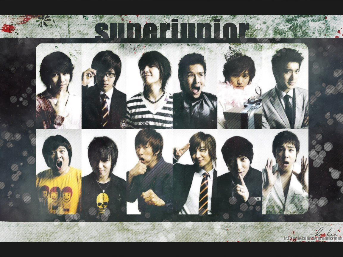 super junior  Super Junior Wallpaper 2336235  Fanpop