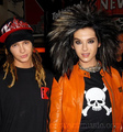 tom & bill kaulitz - bill-kaulitz photo
