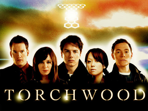 Torchwood wolpeyper with a portrait called torchwood