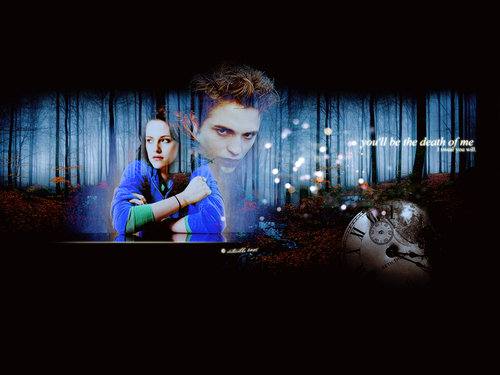 twilight fond d'écran