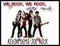 we rock - camp-rock fan art