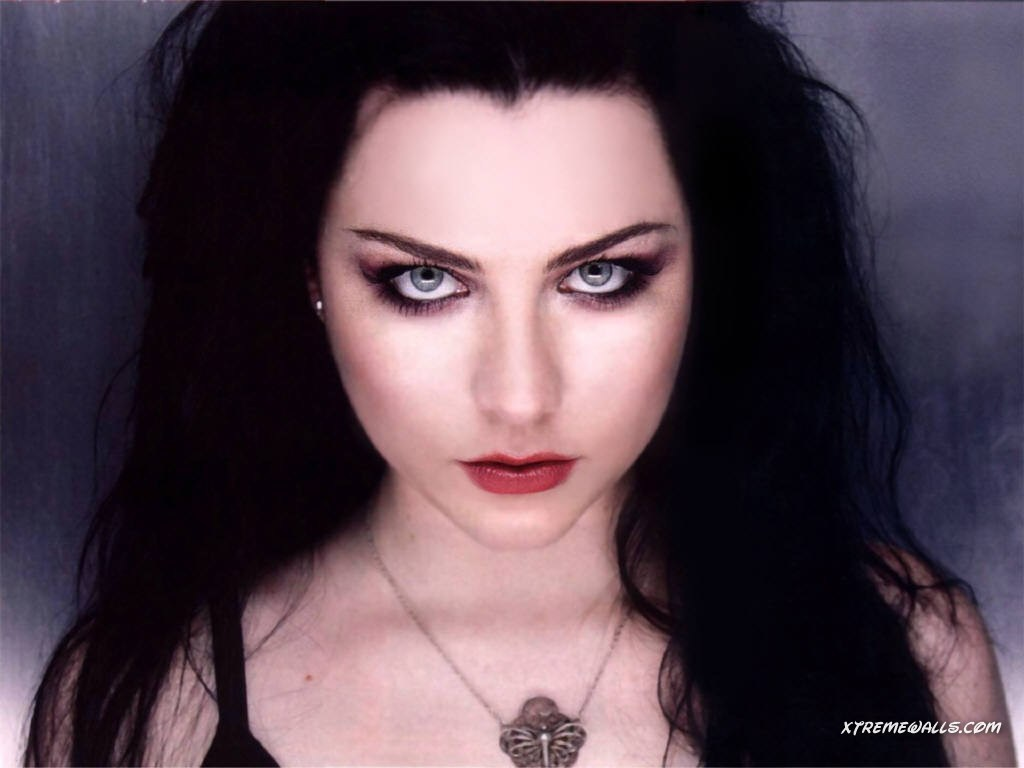 [Dibujo] Amy Lee (Evanescence)