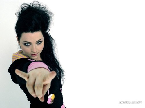 Amy Lee - evanescence Wallpaper