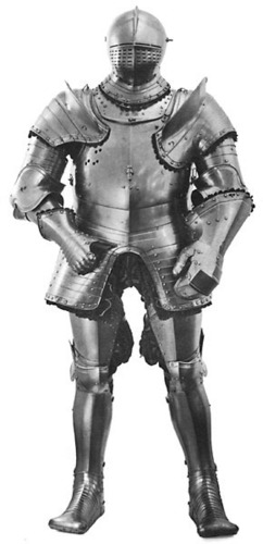 Another of Henry VIII's Armour