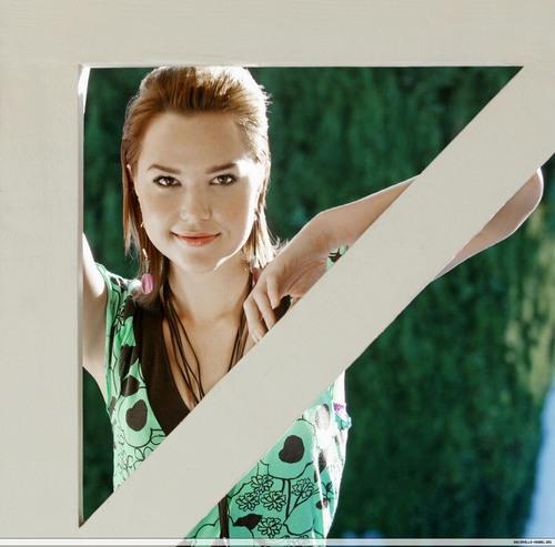 Arielle photoshoot