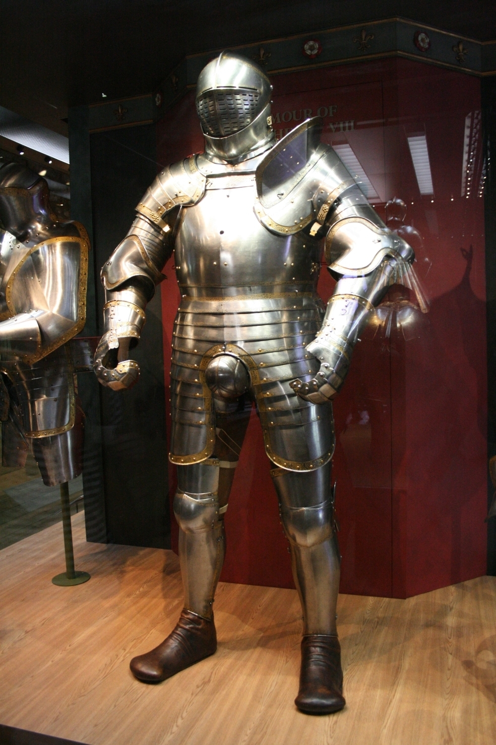 Armour Wore door King Henry VIII