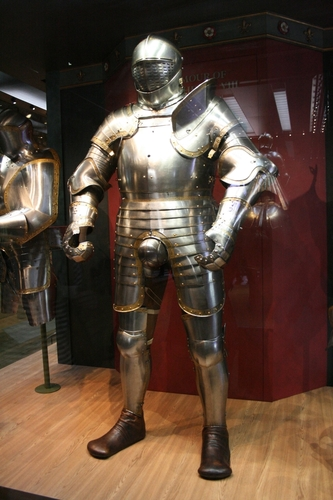 Armour Wore by King Henry VIII