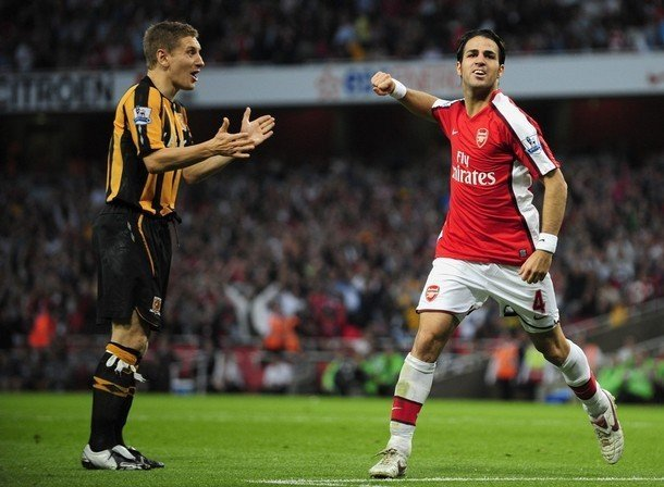 Arsenal vs. Hull, September 27,2008