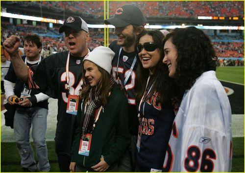 Ashton and family
