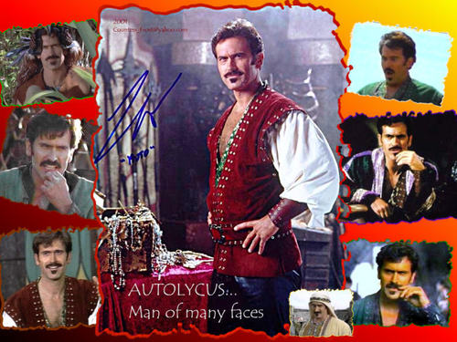 Autolycus - Man of Many Faces