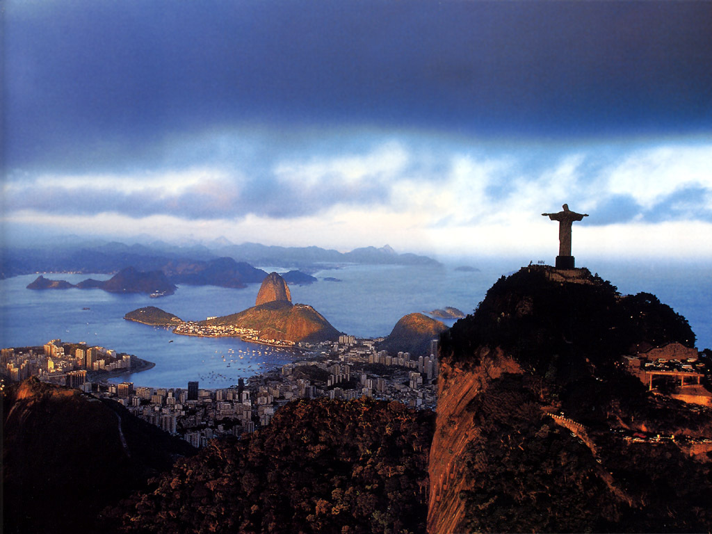 BRAZIL. Rio De Janeiro - Brazil Wallpaper (2478222) - Fanpop