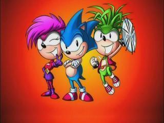 Before Sonic, Manic, Sonia