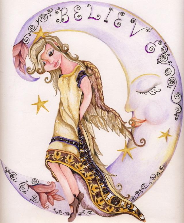 Believe Moon